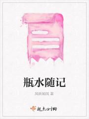 《瓶水灵日记》小说封面