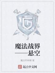 《魔法战界——悬空》小说封面