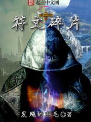 《符文碎片》小说封面