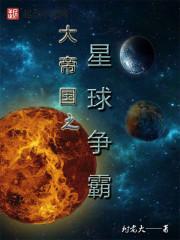 《大帝国之星球争霸》小说封面