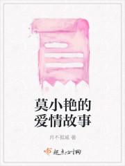 《莫小艳的爱情故事》小说封面