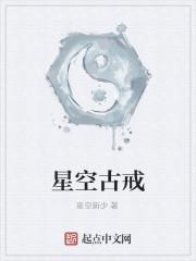《星空古戒》小说封面