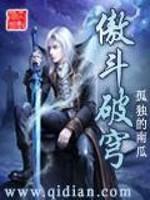 《傲斗破穹》小说封面