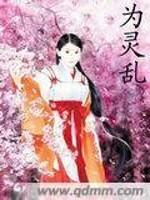 《为灵乱》小说封面