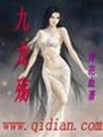 《九龙殇》小说封面