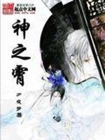 《神之霄》小说封面