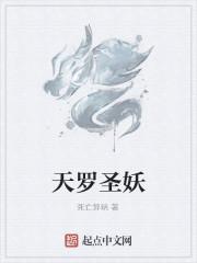 《天罗圣妖》小说封面