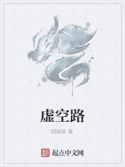 《虚空路》小说封面