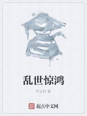 《乱世惊鸿》作者:齐云轩