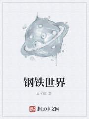 《钢铁世界》小说封面