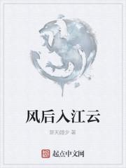 《风后入江云》作者:楚天阔少