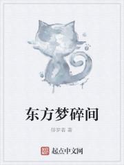 《东方梦碎间》小说封面