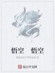 《悟空悟空》小说封面