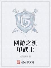 《网游之机甲武士》小说封面