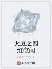 《大厦之四维空间》小说封面