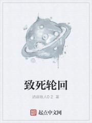 《致死轮回》小说封面