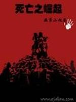 《死亡之崛起》小说封面
