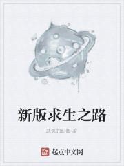 《新版求生之路》小说封面