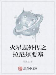 《火星志外传之拉尼尔要塞》小说封面