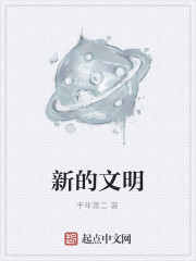 《新的文明》小说封面
