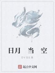《日月当空》小说封面