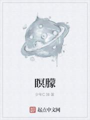 《瞑朦》小说封面