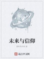 《未来与信仰》小说封面