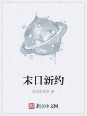 《末日新约》小说封面