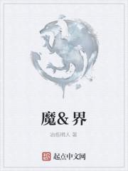 《魔&界》小说封面