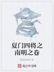 《夏门四将之南明之卷》作者:夏风皇甫瑾