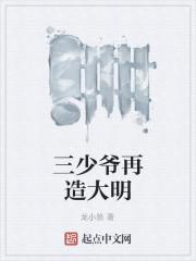 《三少爷再造大明》作者:龙小脆
