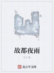 《故都夜雨》作者:芒江