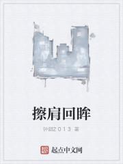 《擦肩回眸》作者:钟朗2013