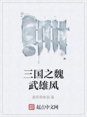 《三国之魏武雄风》作者:墨香香催泪