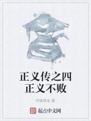 《正义传之四正义不败》作者:轩辕靖龙