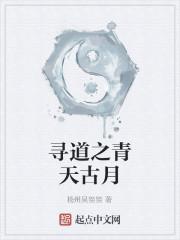 《寻道之青天古月》作者:吴墨仙