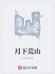 《月下荒山》作者:苏木年华