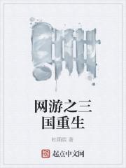 《网游之三国重生》作者:杜雨宸