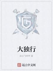 《大独行》作者:赵小飞同学