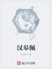 《汉皋佩》作者:兰竹废人
