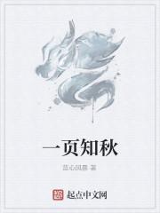 《一页知秋》作者:蓝心风暴