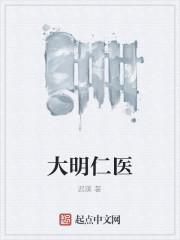 《大明仁医》作者:迟璞