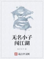《无名小子闯江湖》作者:虫子天下
