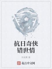 《抗日奇侠错世情》作者:冷炎霄