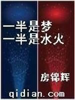 《一半是梦一半是水火》作者:房锦辉