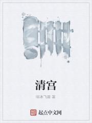 《清宫》作者:暗冰飞霜