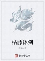 《枯藤沐剑》作者:浪者心