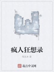 《疯人狂想录》作者:陈东水