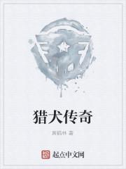 《猎犬传奇》作者:黄鹤林