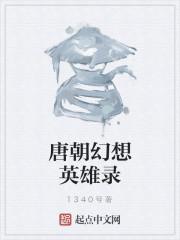 《唐朝幻想英雄录》作者:1340号